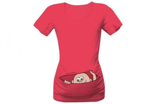 Vtipná těhotenská trička – udržte si veselou mysl 9e04bbea3f